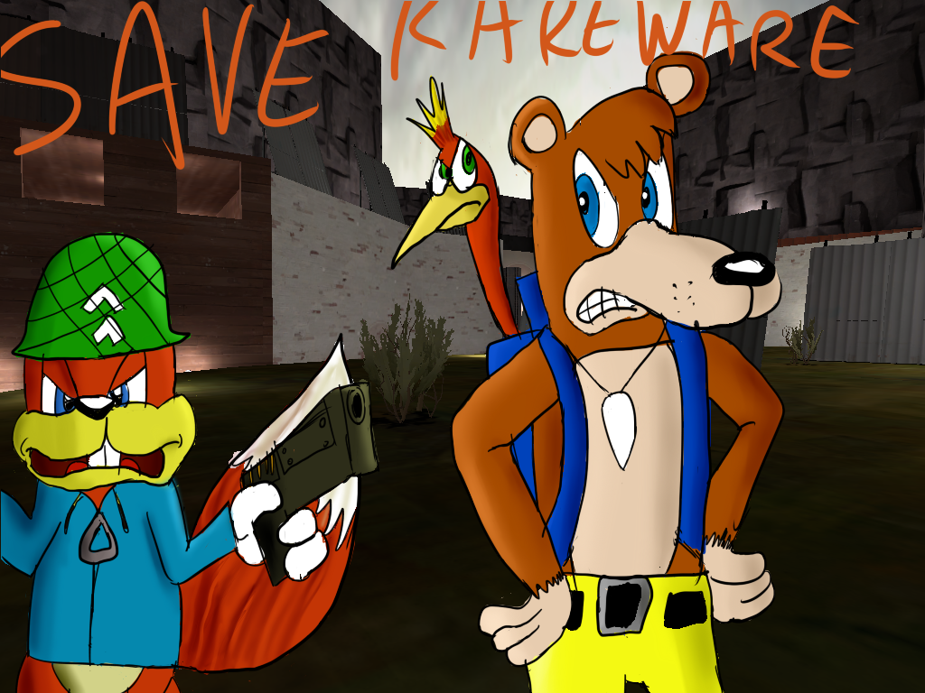 Save Rareware