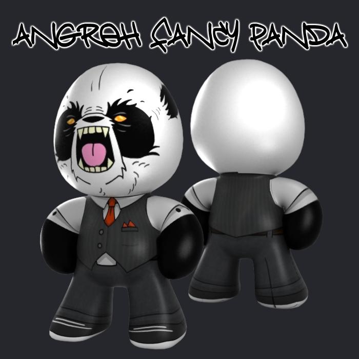Angreh Fancy Panda