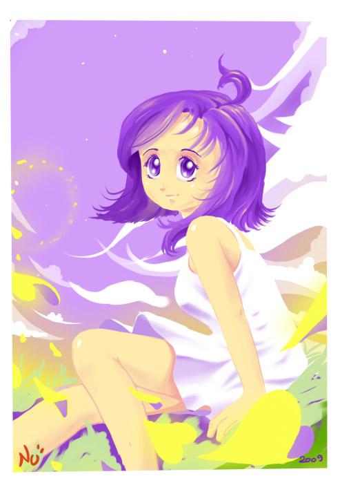 Miaa - Purple Yellow Day