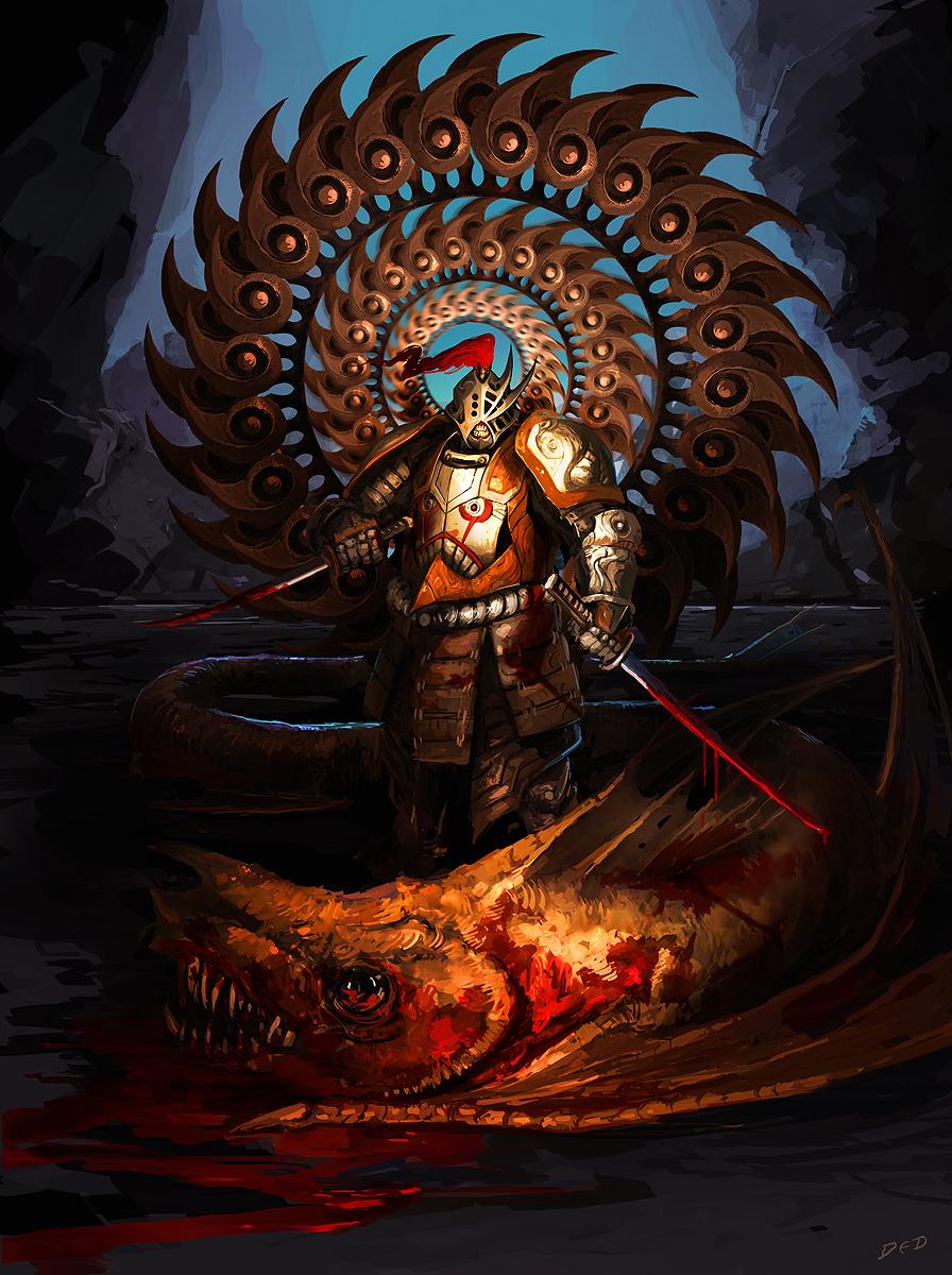 eel dragon slayer