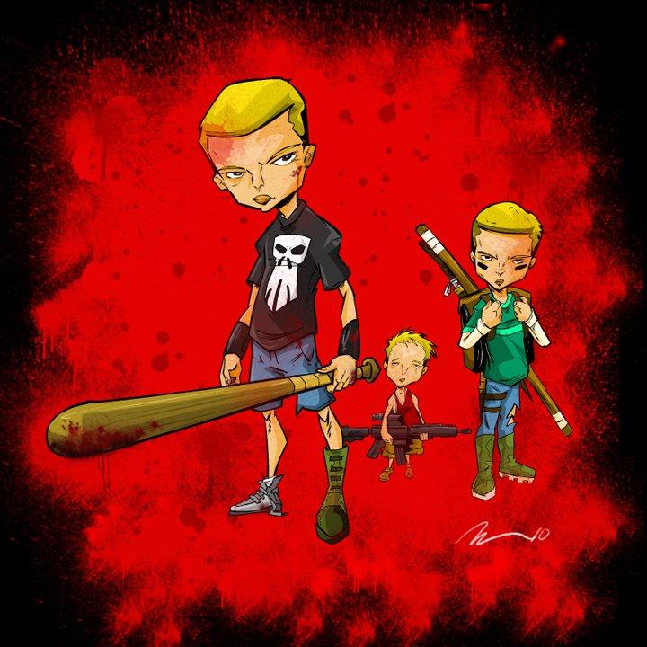 Zombie Killers team