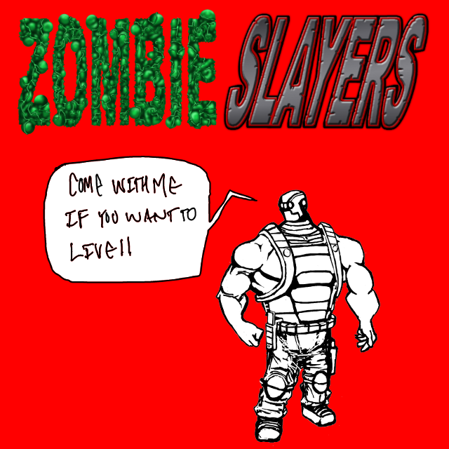zombie slayers flyer 1