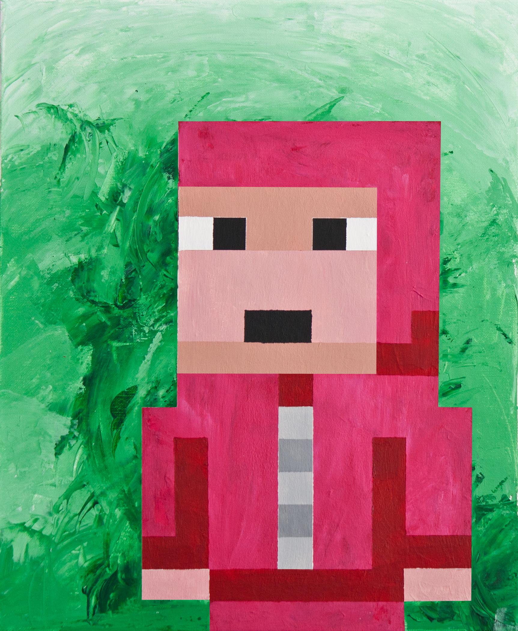 Minecraft Pals - Lance