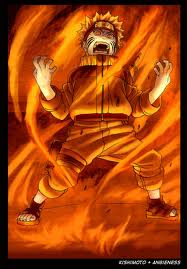 Naruto's Hatred