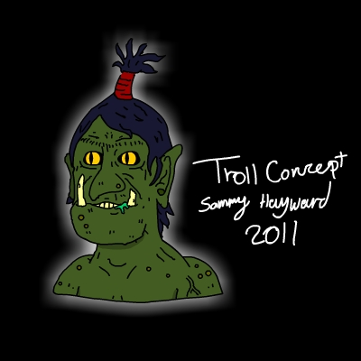 Troll concept