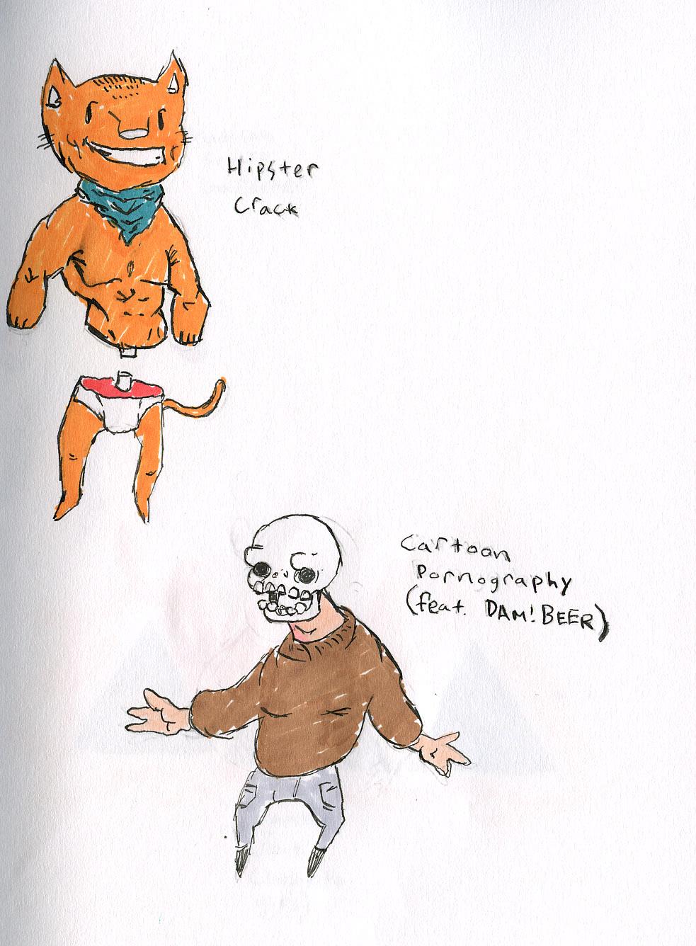 Hipster Crack