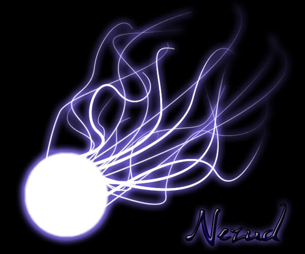 Dark Flameball
