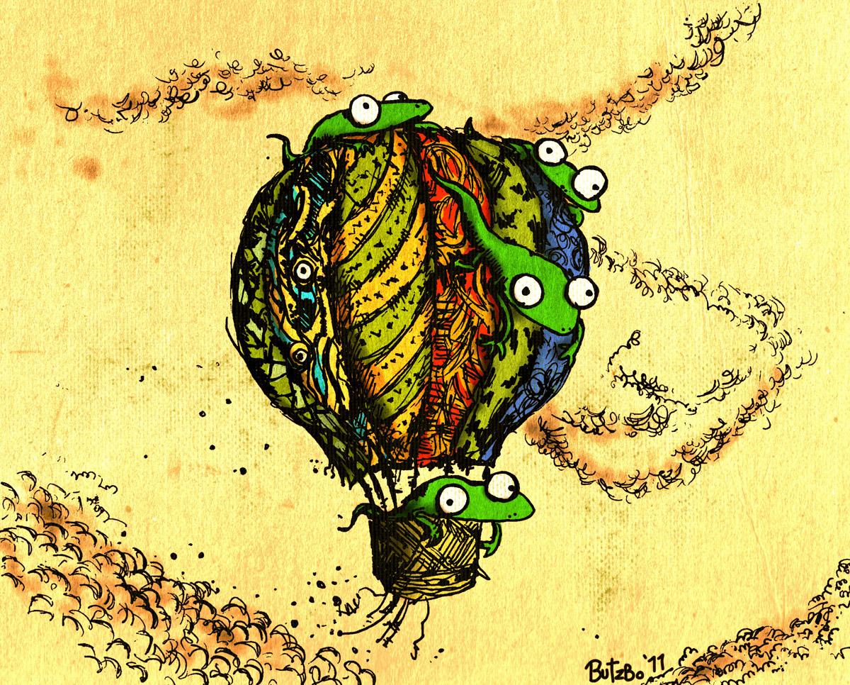 'Lizard's Route'