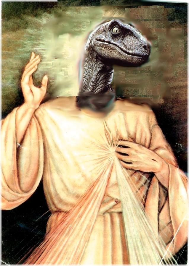 raptor jebus