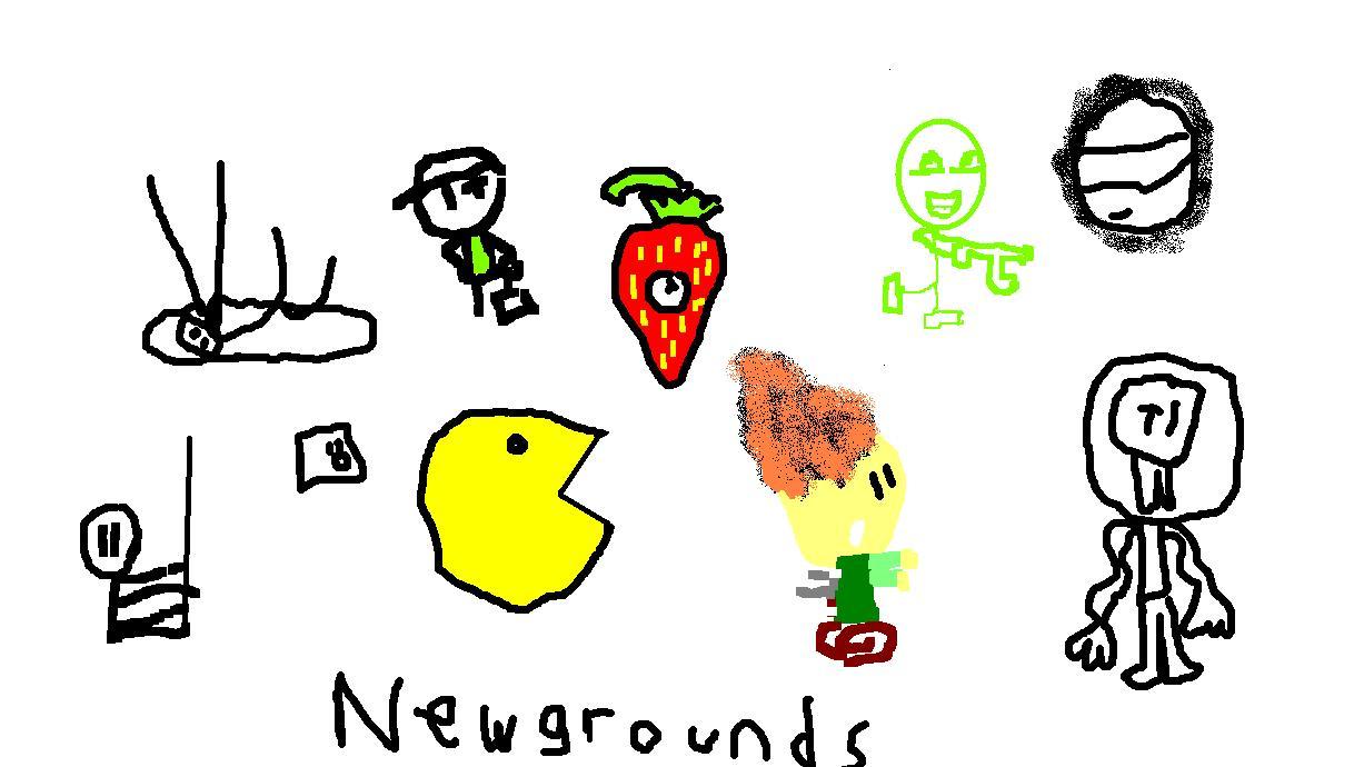 Newgrounds Yo!