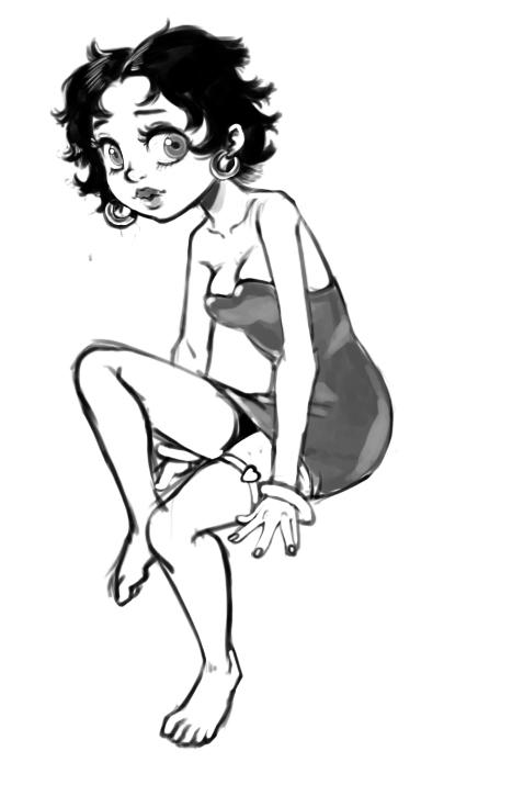 Miss Boop