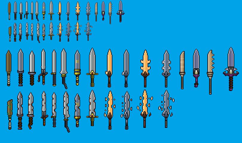 SWORDS!!!