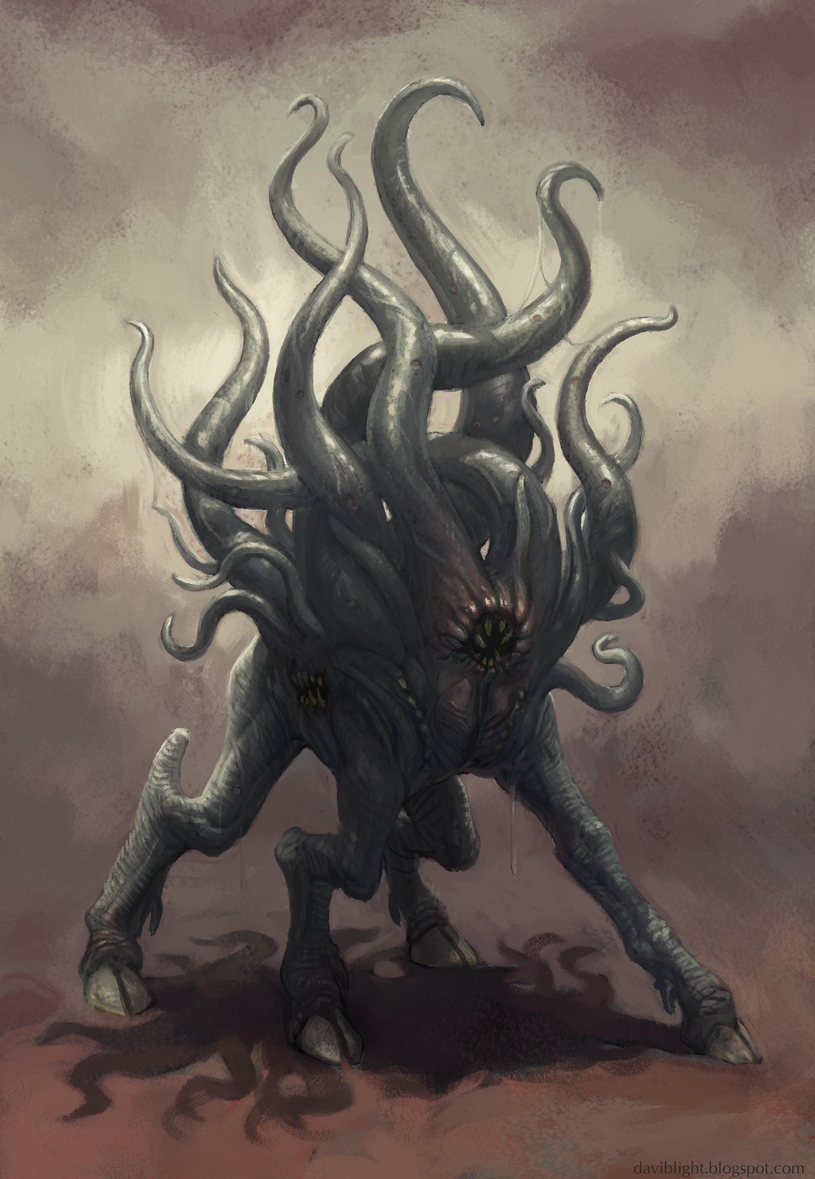 dark young of shub-niggurath