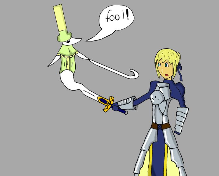 Excalibur?