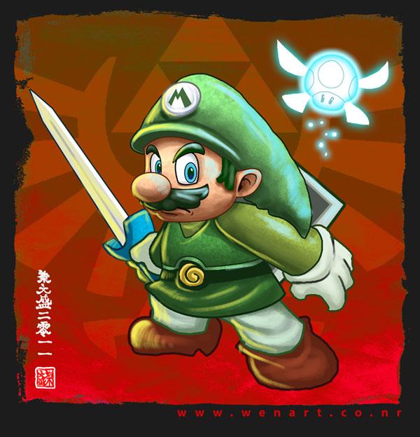 Super Zelda Bross