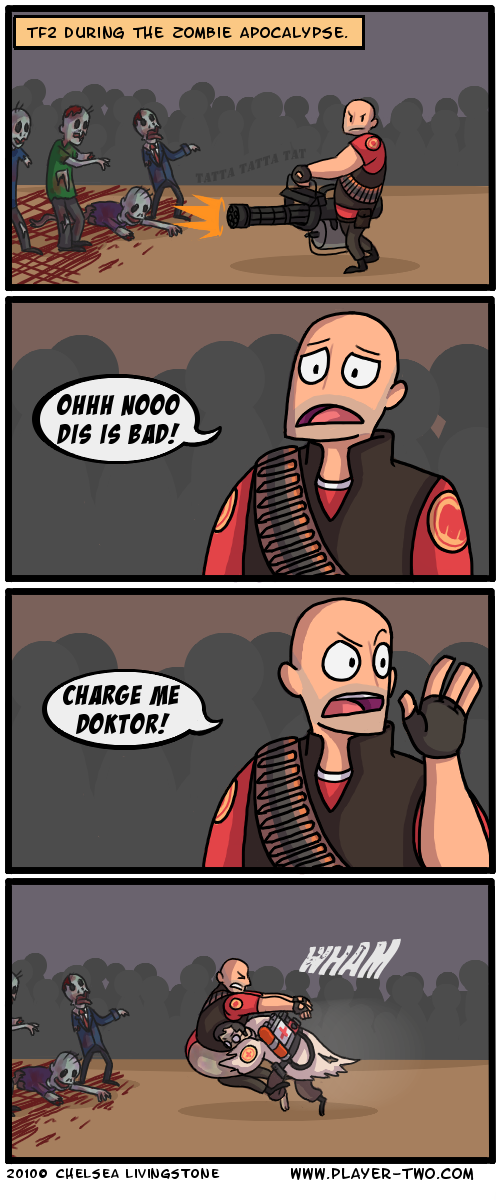 TF2 - Charge Me