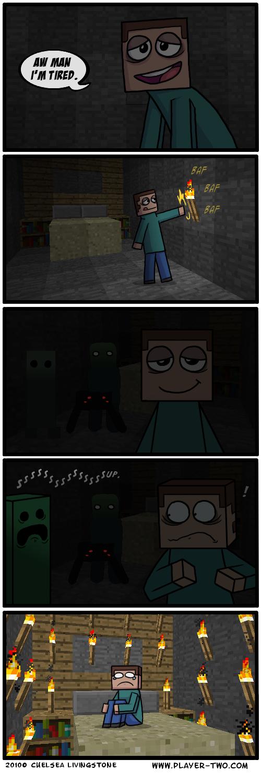 Minecraft - Nights