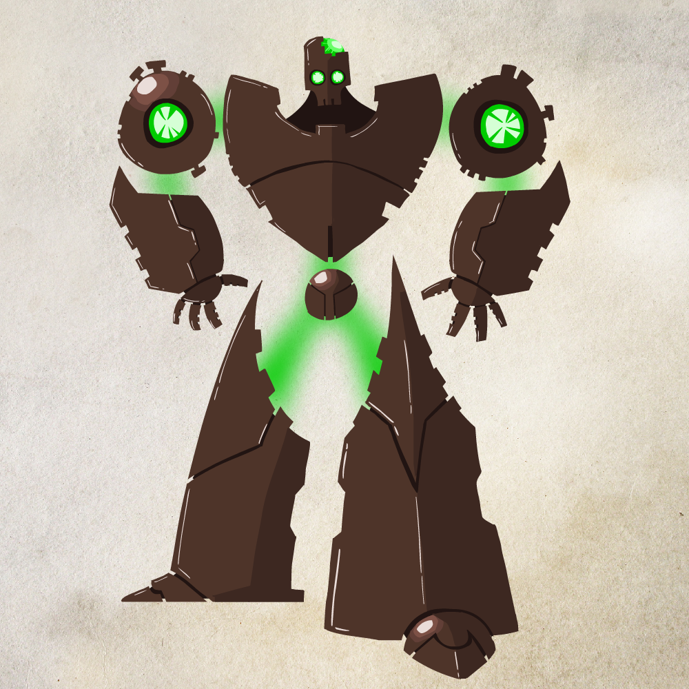 Big Brown Bot