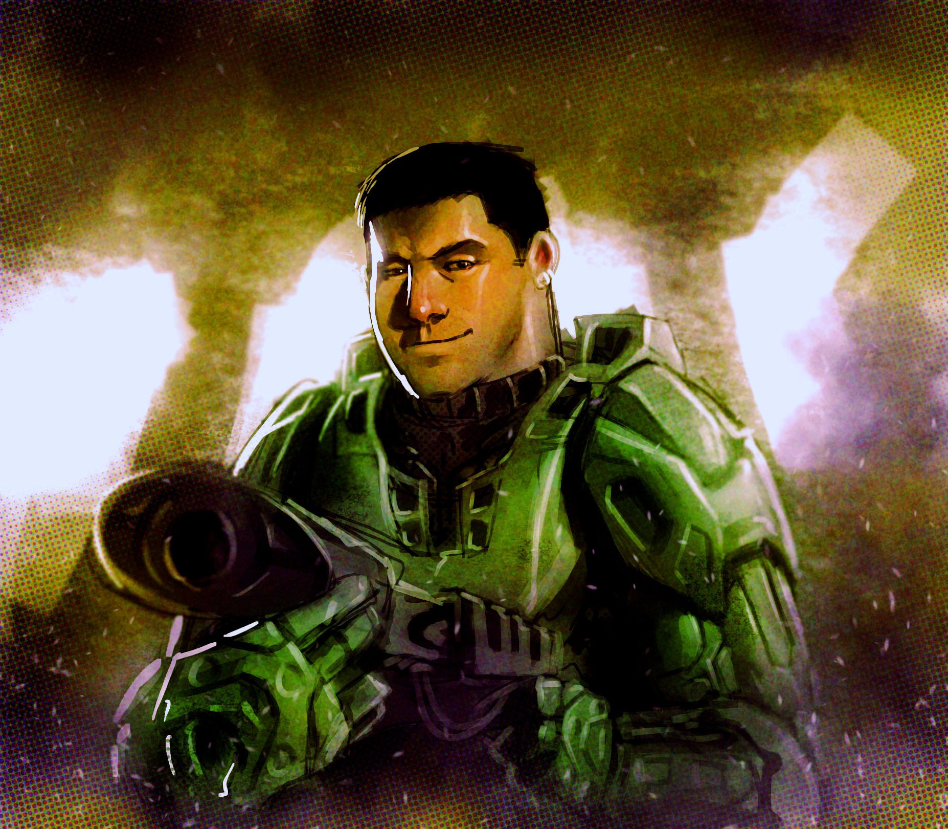 The real Master Chief