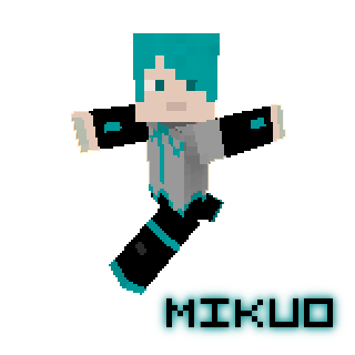 Minecraft mikuo skin