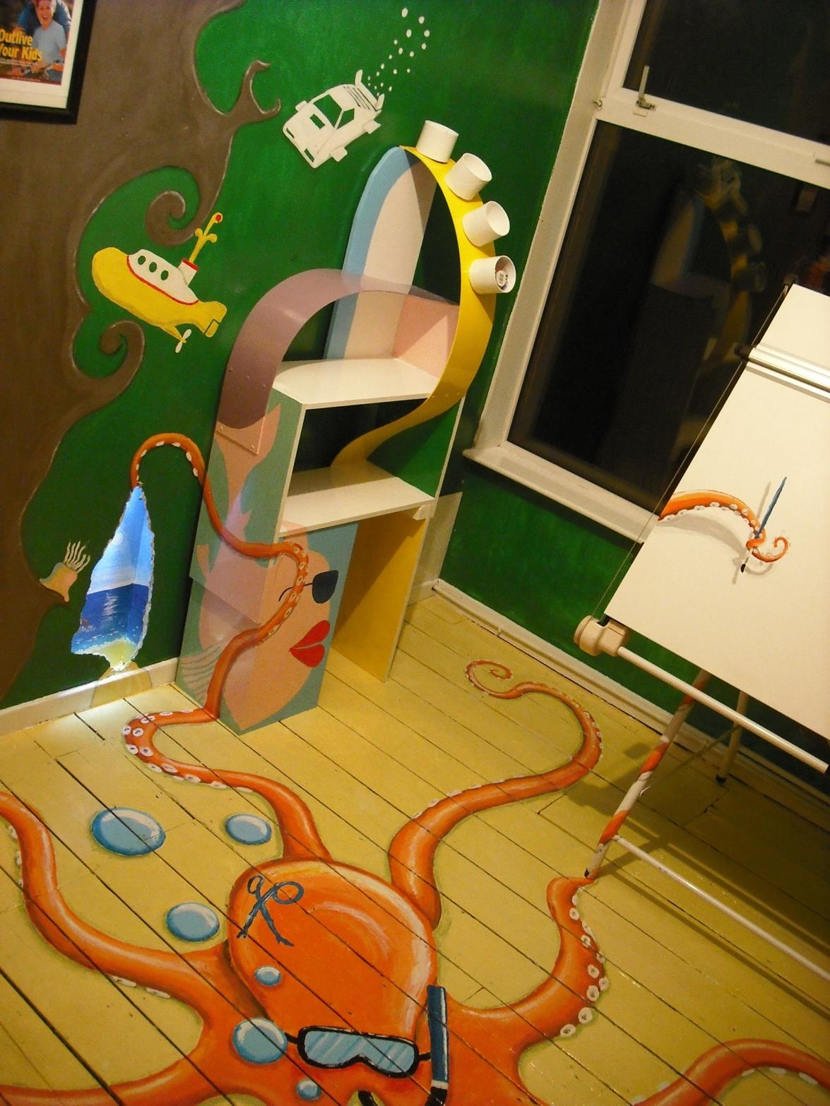 Octopus room