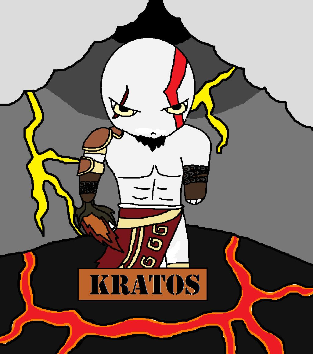 Chibi Kratos