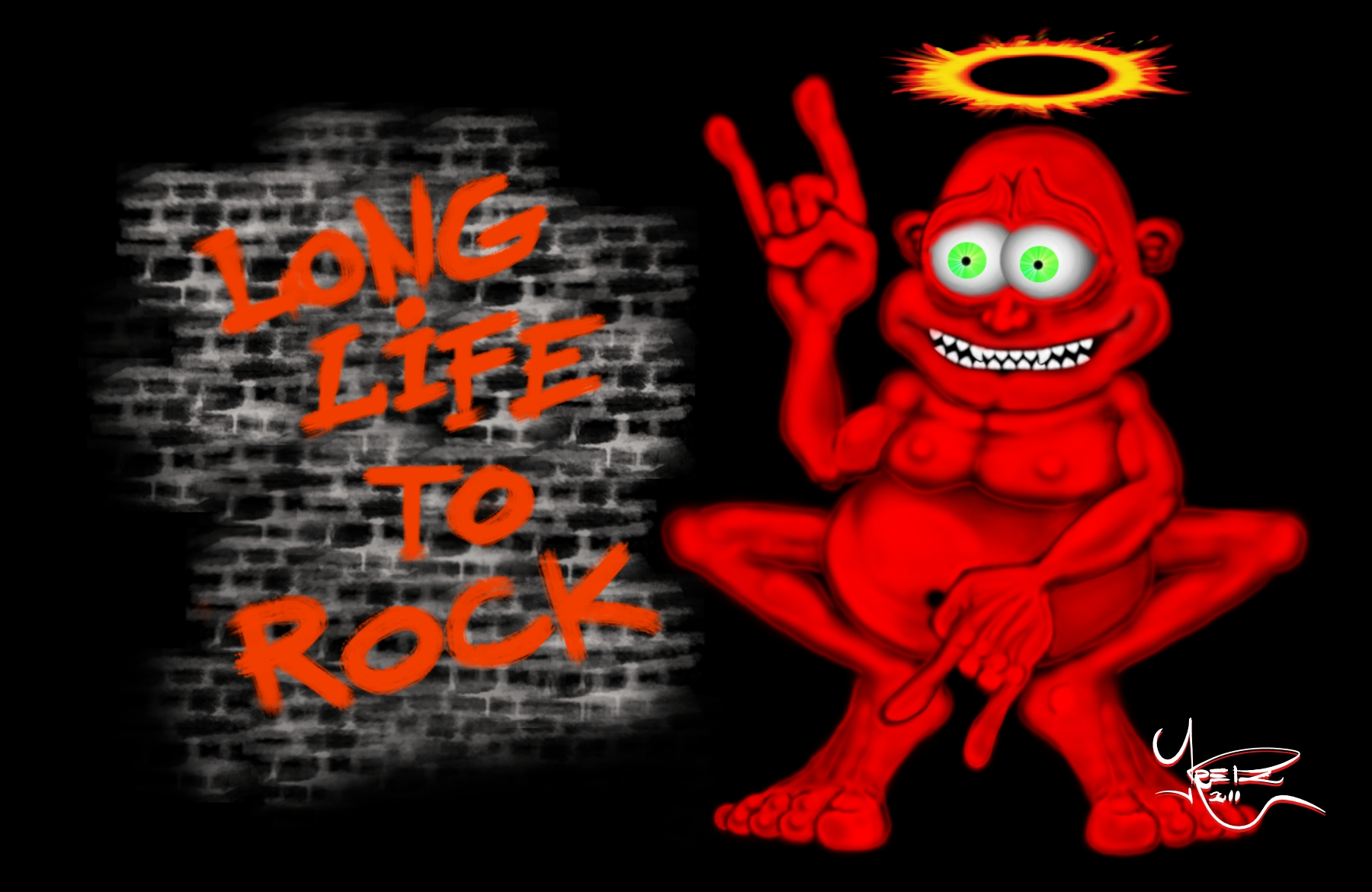 Long life to rock!