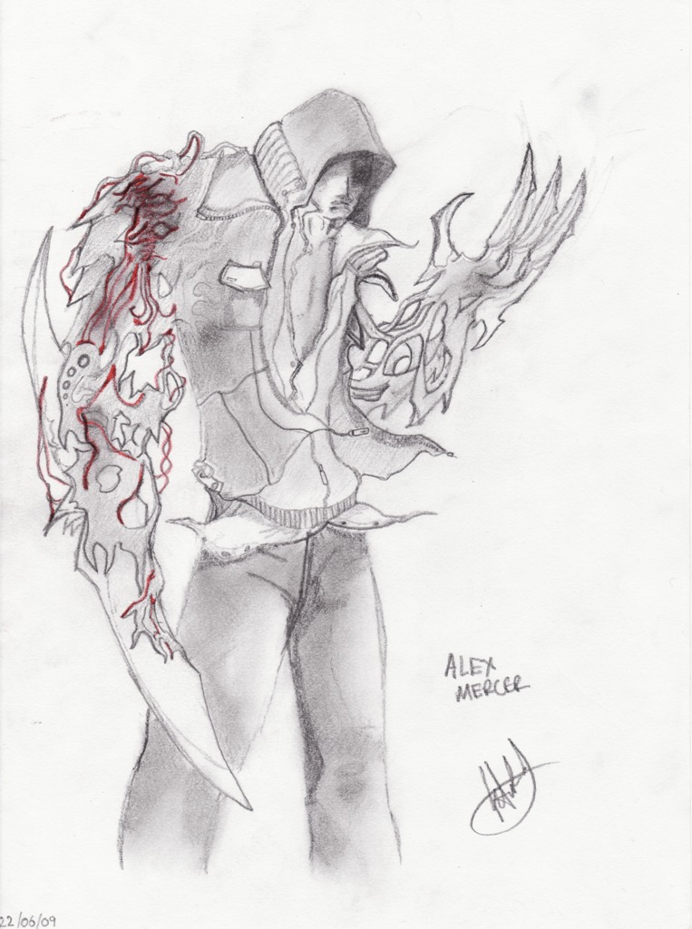 Alex Mercer