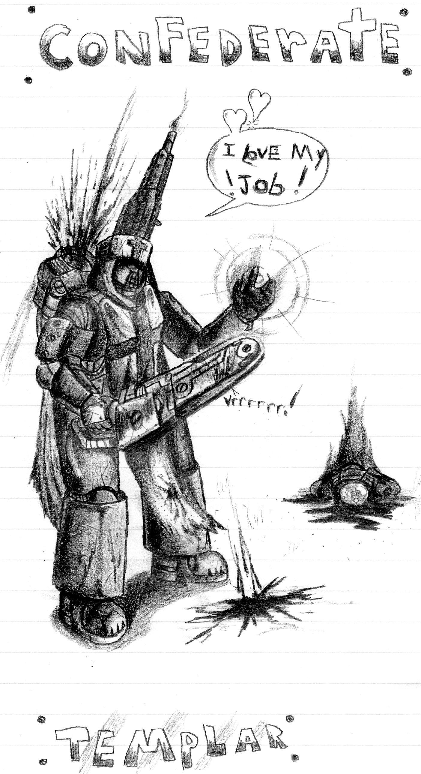 unholy templar