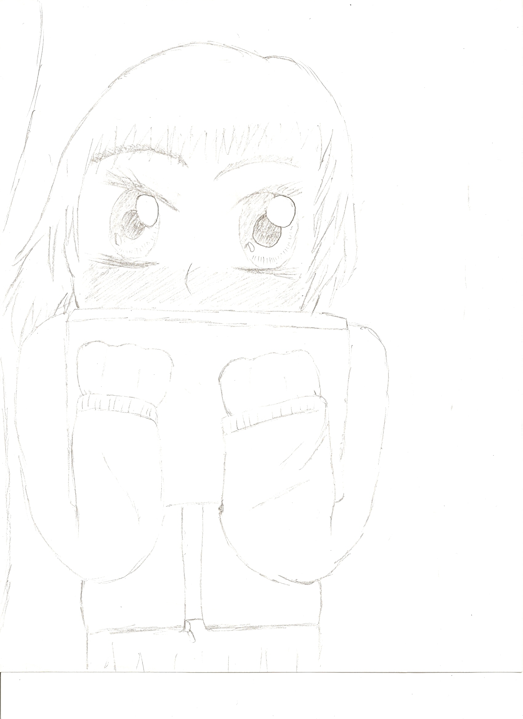 Just some girl i drew