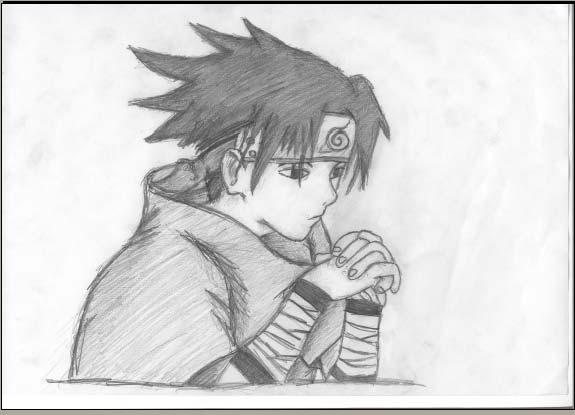 Sasuke Fan Art