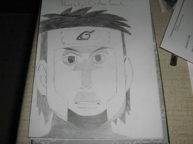 Yamato's Scary Face