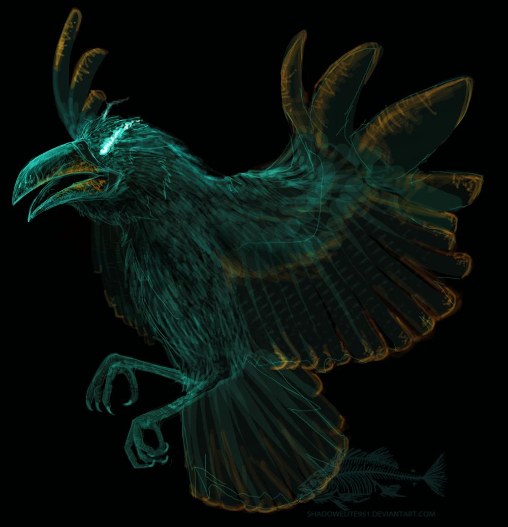 Twilight Avian