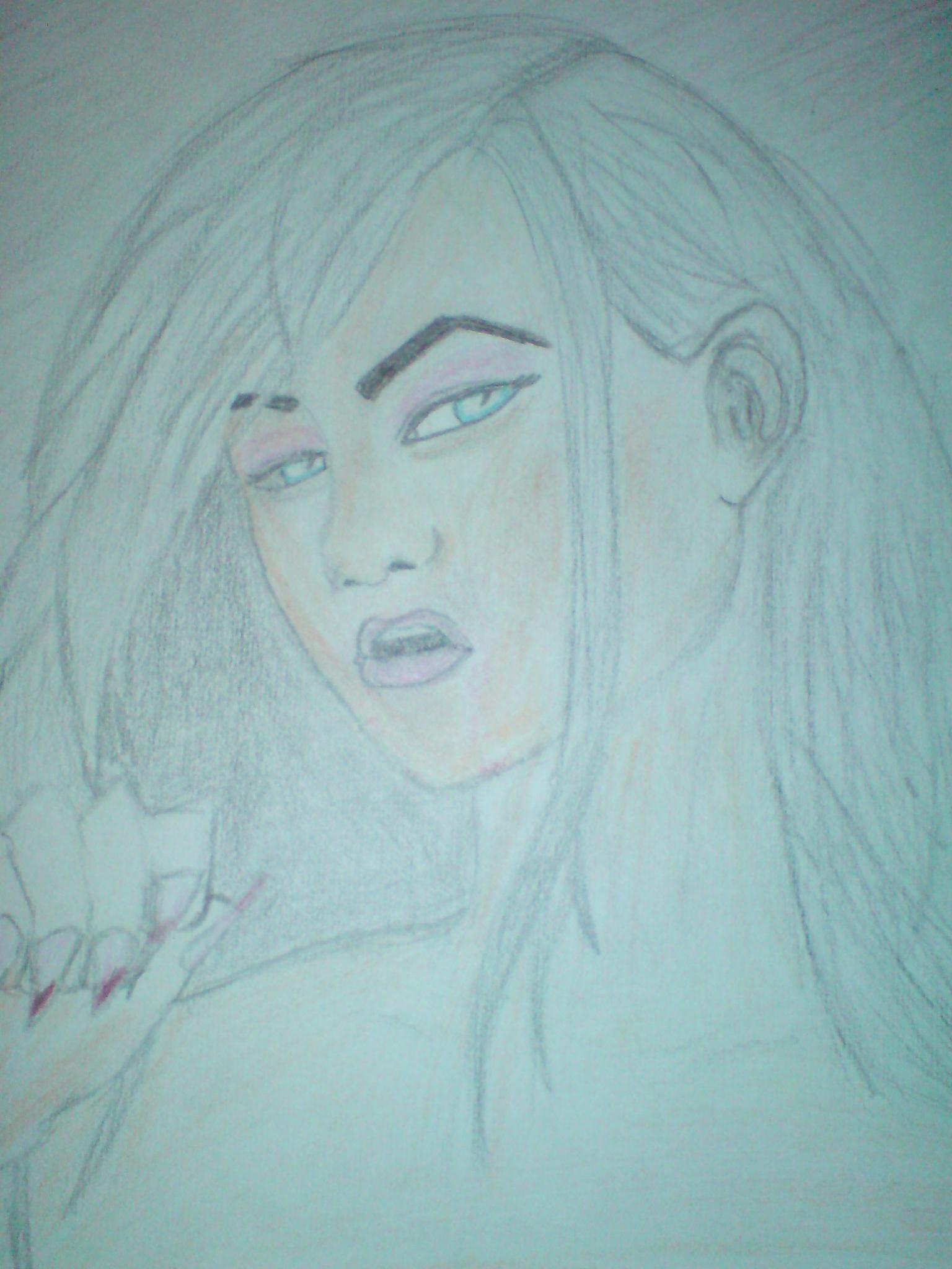 fantasy lady :3