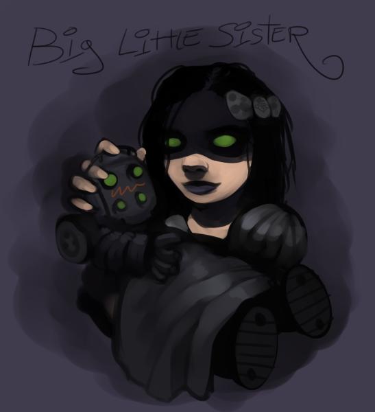Big Little Sister