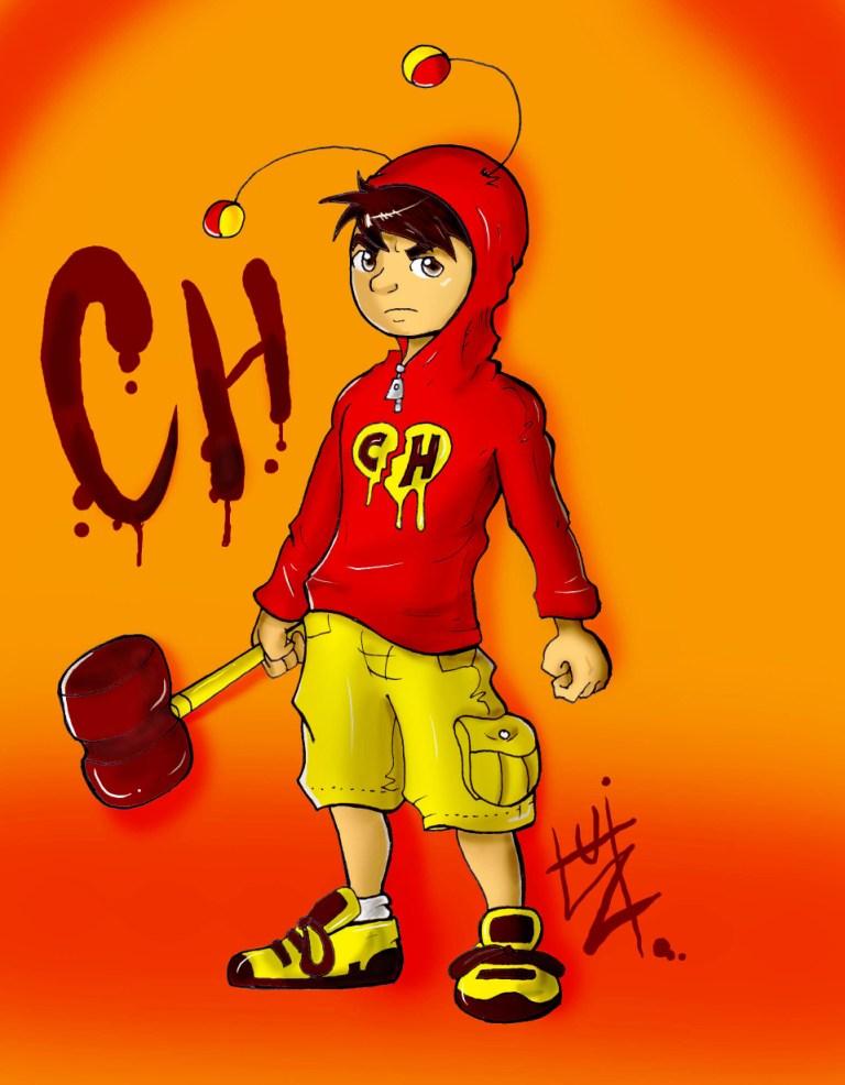 Chapolin colorado Kid