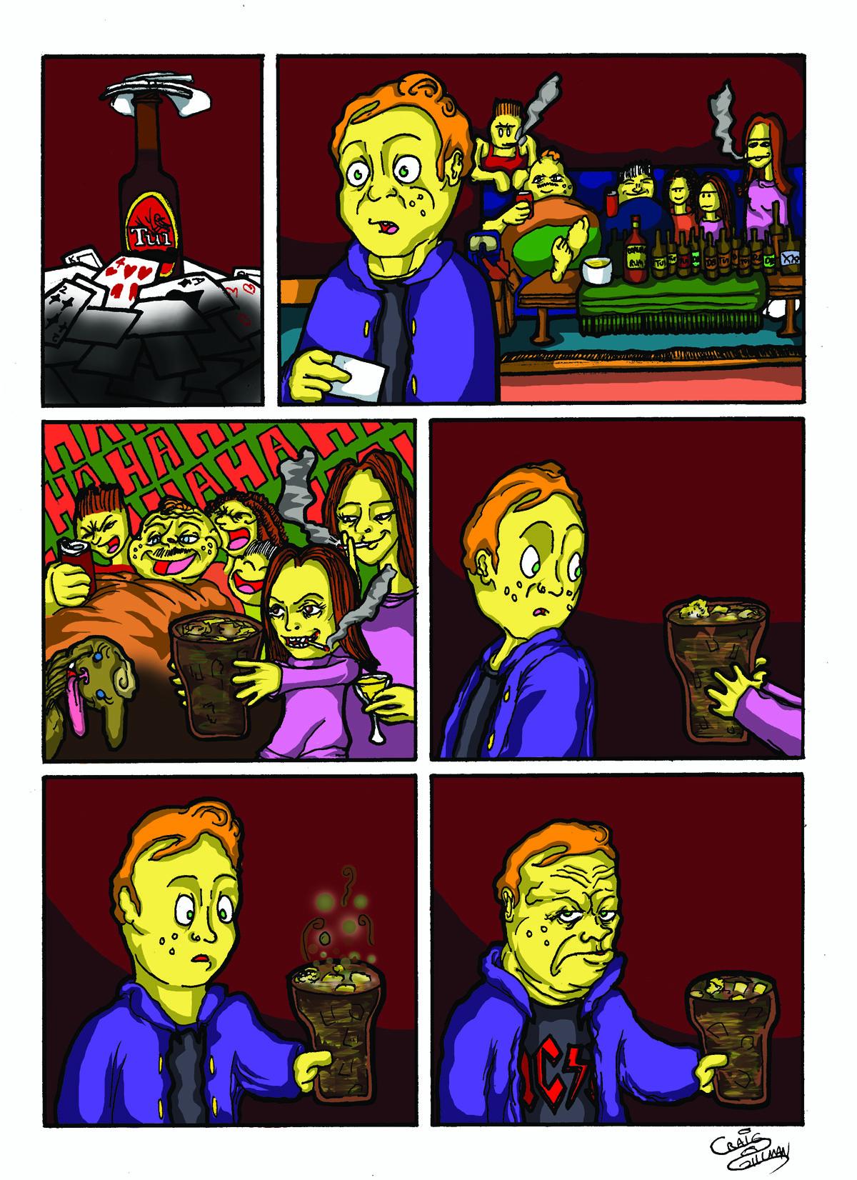 Christmas Tree - Page 5