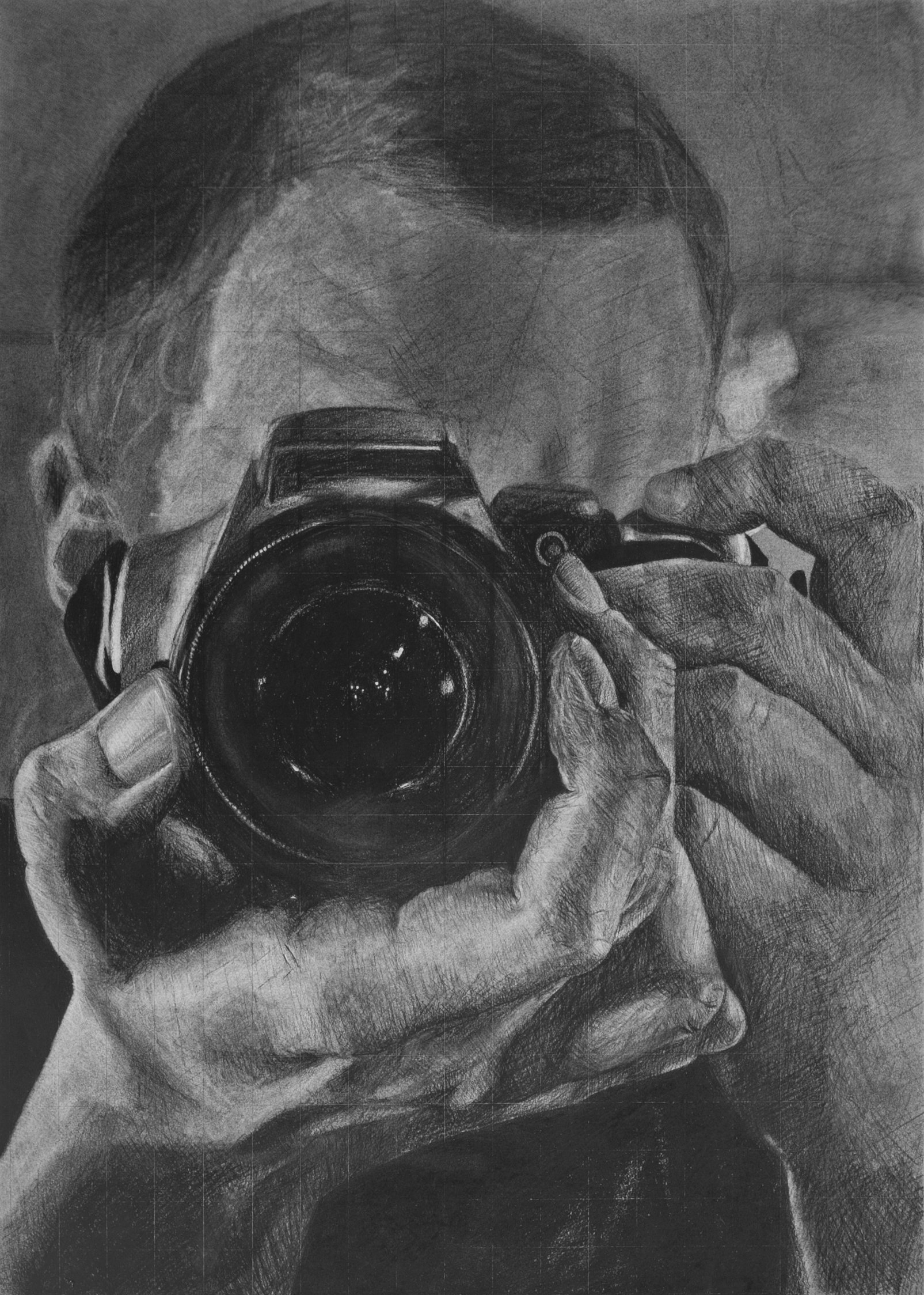 Camera Selfportrait