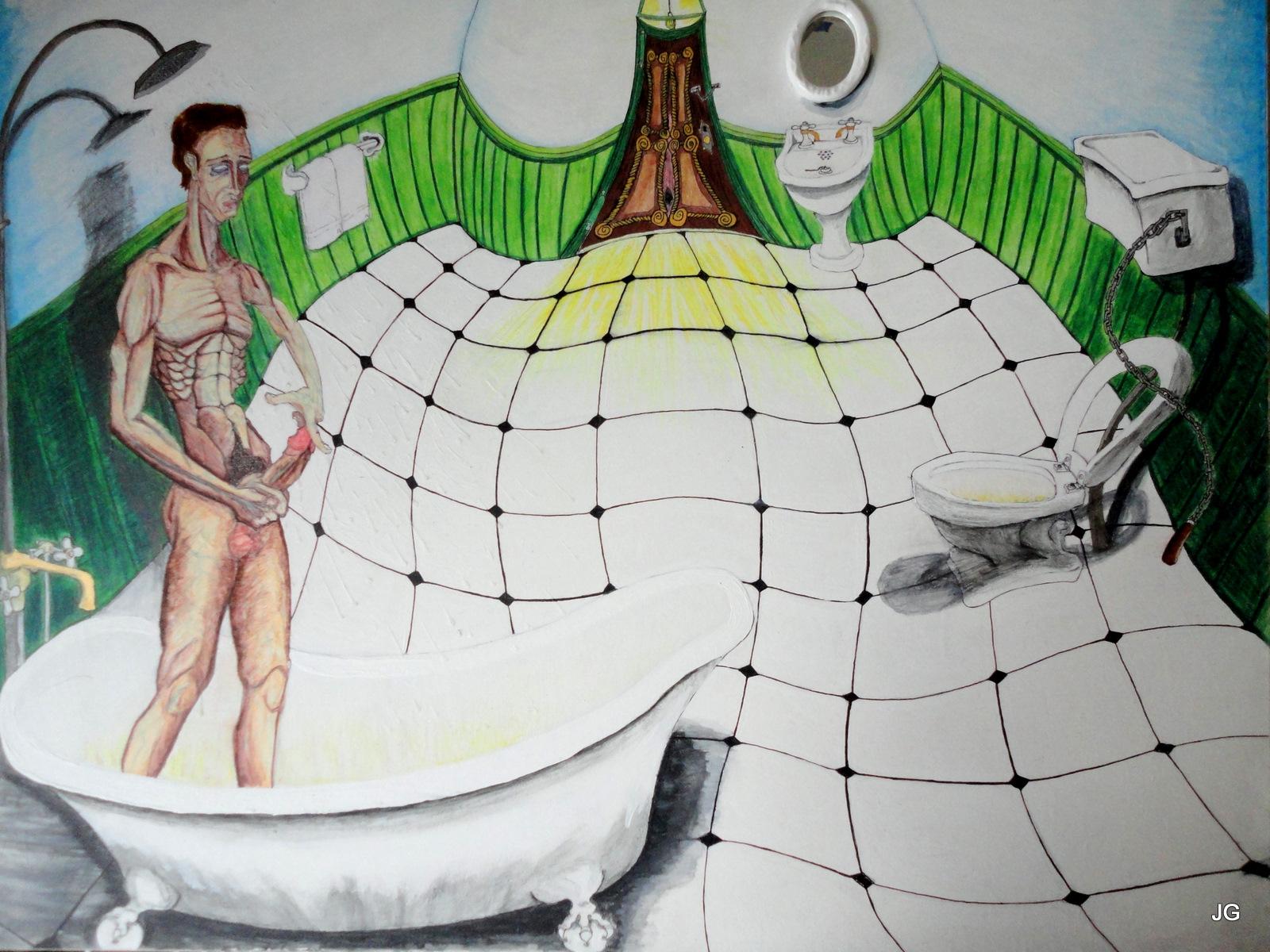 LSD Shower