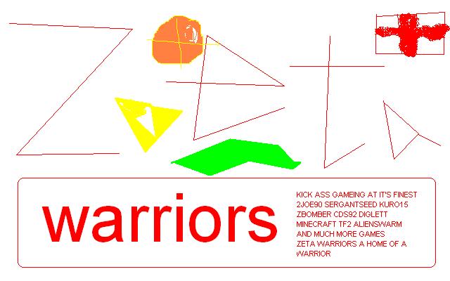 zetawarriors stream logo
