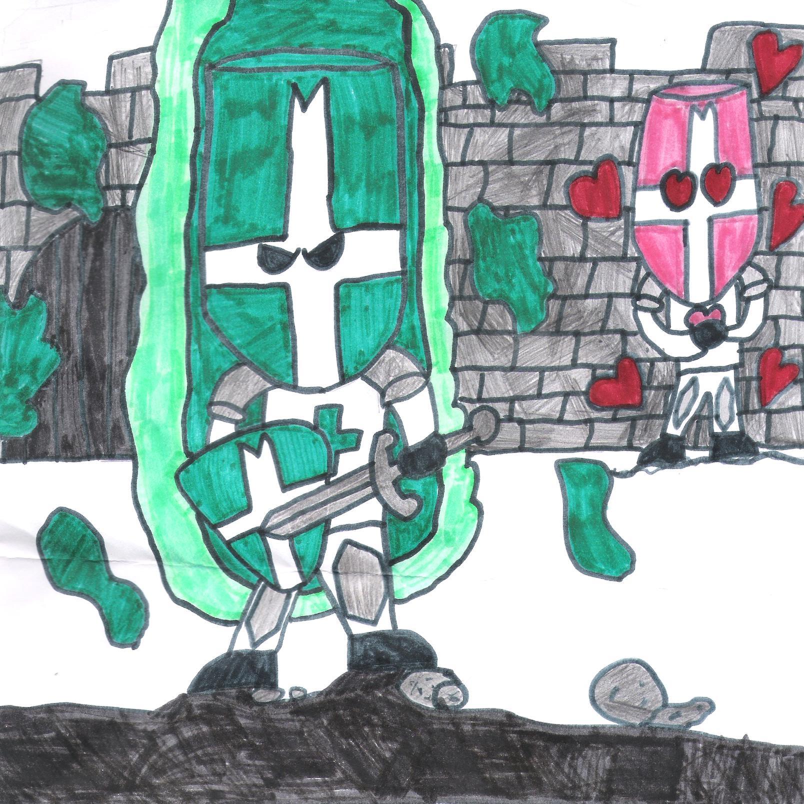 Green Soilder