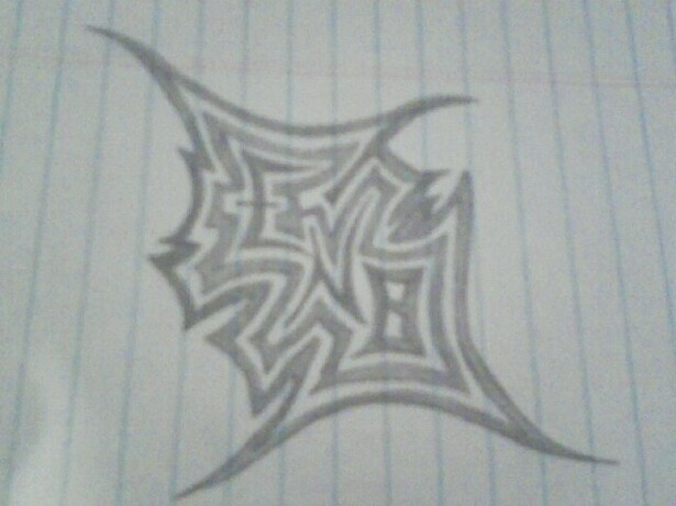 sketch ENB