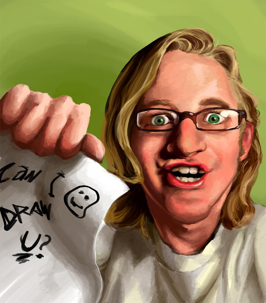 Can I Draw U?