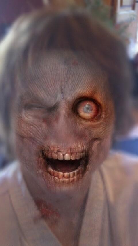 My Zombie Self