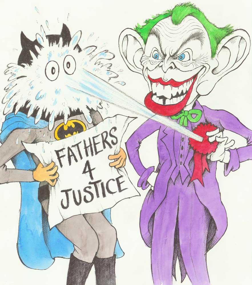 Joker Tony Blair