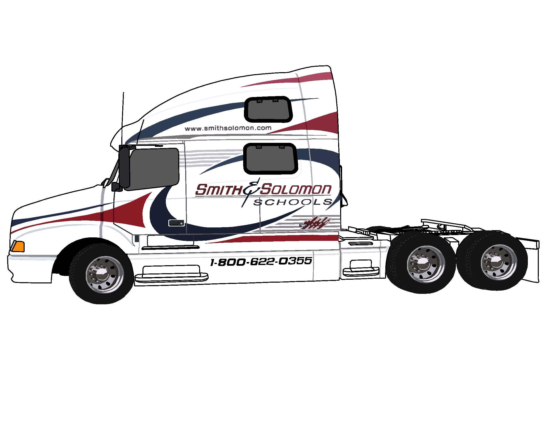 SSBM Truck
