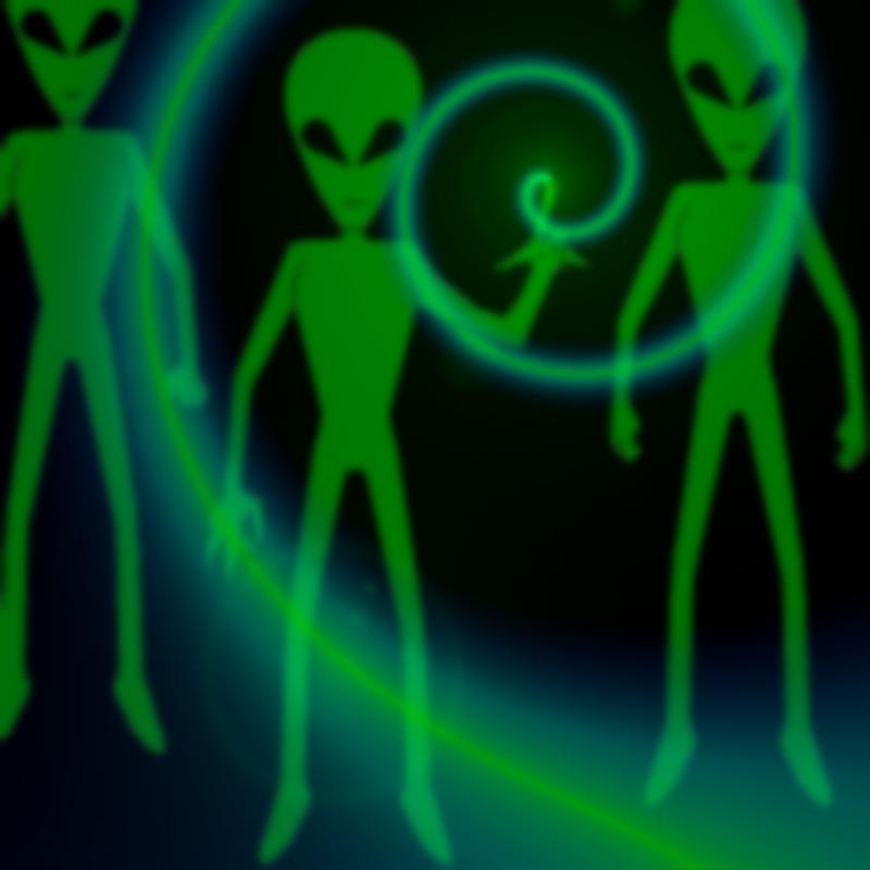 Alien Project/We Come in Peace