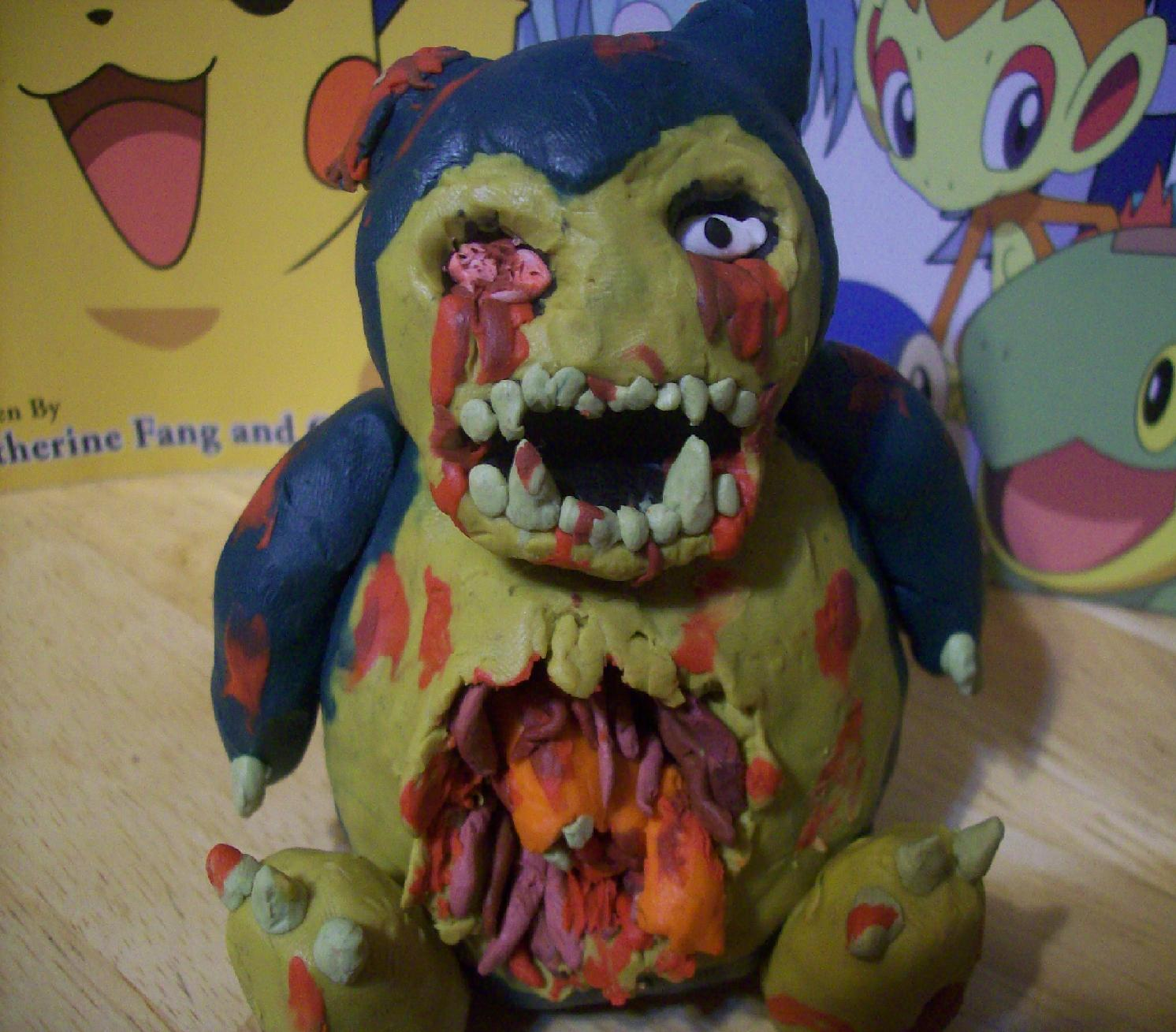Zombie Snorlax