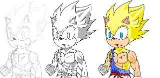 ~SSJ 1 Sonic~