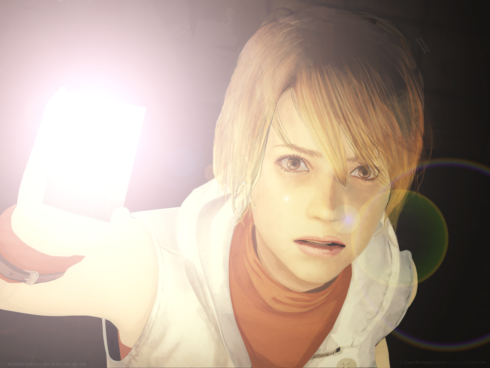 Heather Silent Hill3